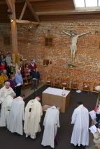Consécration autel St-Etienne (52)
